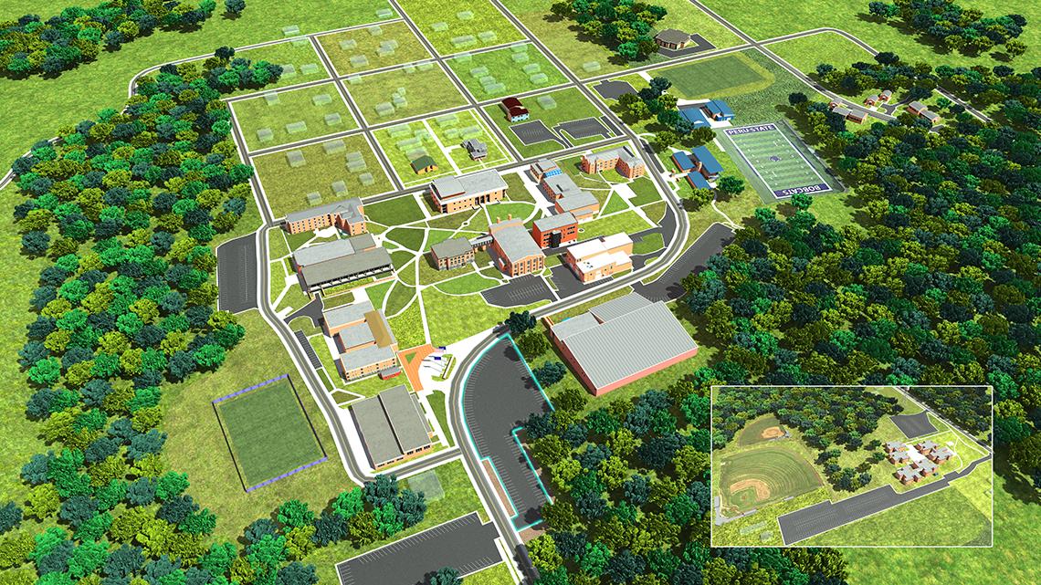 Peru State College Virtual Tour